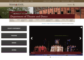 theatreanddance.txstate.edu