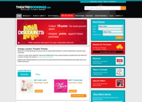 theatrebookings.com