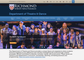 theatredance.richmond.edu