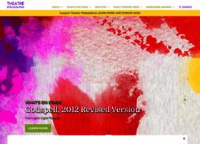 theatrephiladelphia.org