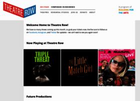 theatrerow.org