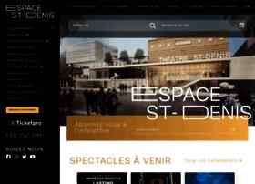 theatrestdenis.com