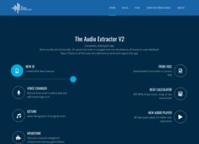 theaudioextractor.com