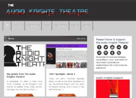 theaudioknightstheatre.com