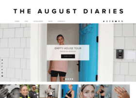 theaugustdiaries.com