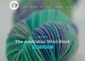 theaustralianwoolstore.com