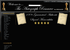 theautographresource.com