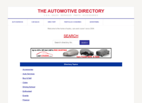 theautomotivedirectory.com
