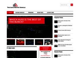 theautomotivevehicle.com