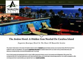 theavalonhotel.com