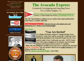theavocadoexpress.com
