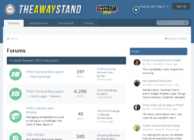 theawaystand.co.uk