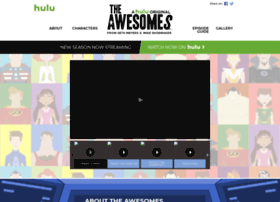 theawesomes.com