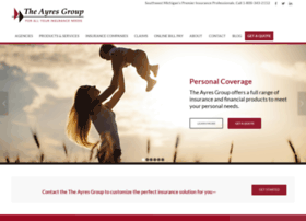 theayres-group.com