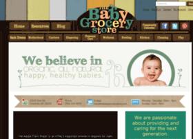 thebabygrocerystore.com