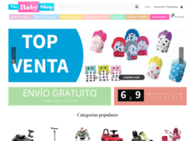 thebabyshop.com.mx