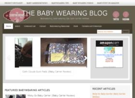 thebabywearingblog.com