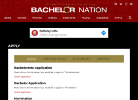 thebachelor.warnerbros.com