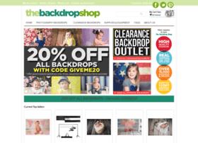 thebackdropshop.com