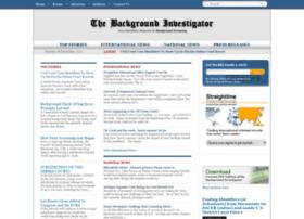 thebackgroundinvestigator.com