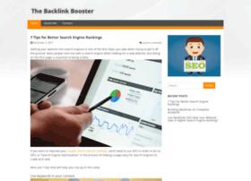 thebacklinkbooster.com
