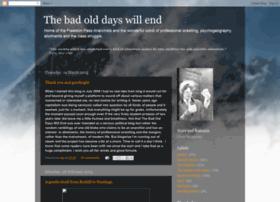 thebadolddayswillend.blogspot.com