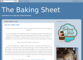 thebakingsheet.blogspot.co.nz