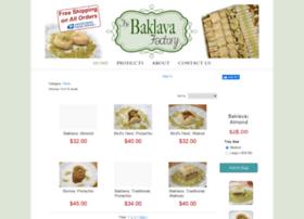 thebaklavafactory.com