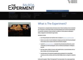 thebalboaexperiment.com