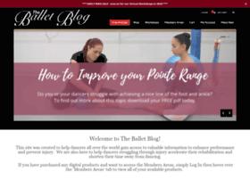 Theballetblog.com