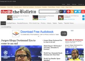theballetin.com