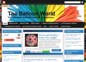 theballoonworld.com