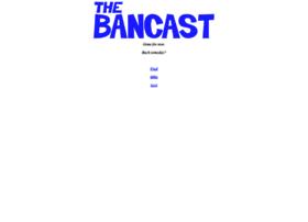 thebancast.com
