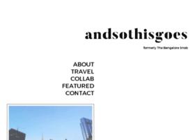 thebangaloresnob.com