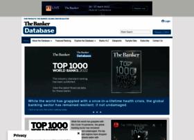 thebankerdatabase.com