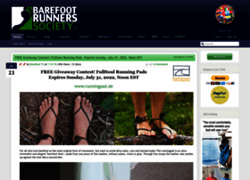 thebarefootrunners.org