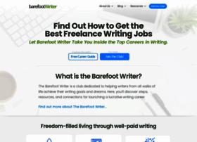 thebarefootwriter.com