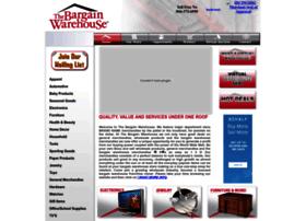 thebargainwarehouse.com