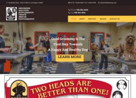 thebarkershop.com