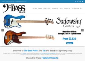 thebassplace.com