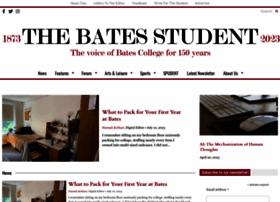 thebatesstudent.com