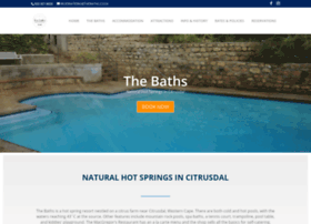 thebaths.co.za
