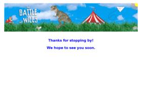 thebattleofwills.com