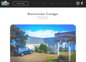 thebeachcombercottages.com