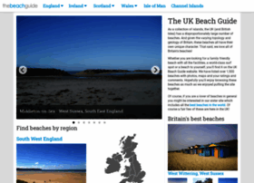 thebeachguide.co.uk