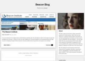 thebeaconinstitute.org