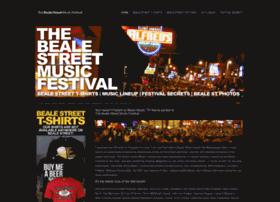 thebealestreetmusicfestival.com