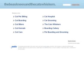 thebeaskneesandthecatswhiskers.co.uk