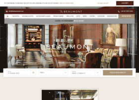 thebeaumont.com