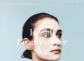 thebeautybulletin.com